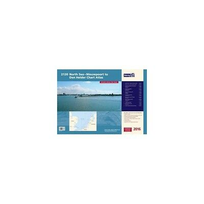 PACK CARTES IMRAY 2120 NORTH SEA NIEUWPOORT TO DEN HELDER CHART ATLAS alciumpech