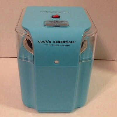 CooksEssentials 1.5 pt. Retro Ice Cream Maker - Tested Working Fast Shipping