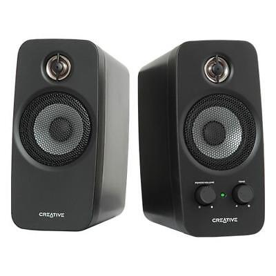 Creative Labs IN-T10-R3 Creative Inspire T10 2.0 Multimedia Speaker System with