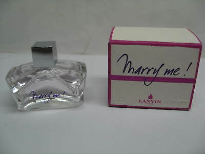 Miniature de parfum MARRY ME de LANVIN  EDP 4,5 ML