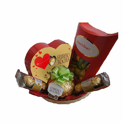 Lindt Ferrero Valentines Birthday All Occasions Chocolates Bouquet