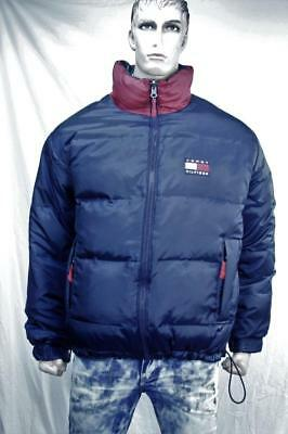 Tommy Hilfiger Men's reversible feathers- duck down filled parka  US L