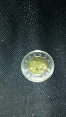Canada, Elizabeth II, 2 Dollars, 1996,  remarkable coin, Good condition!!