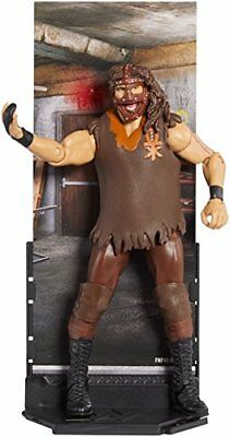 WWE Mattel Elite Collection Series 51 Mankind Wrestling Action Figure New Sealed