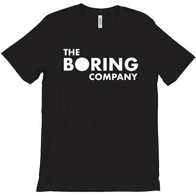 The boring company elon musk t-shirt||The boring company elon musk tan...