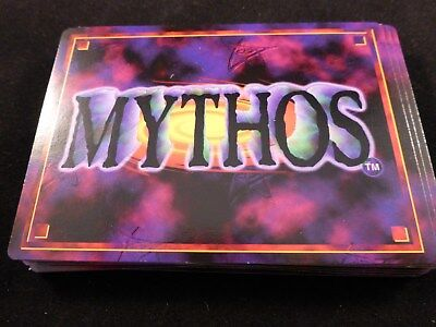 Mythos CCG: Expeditions of Miskatonic University Expansion 26 Booster Pack Cards