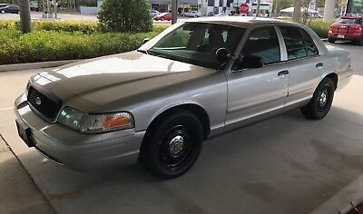 2006 Ford Crown Victoria Police Interceptor 2006 Ford Police Interceptor with Emergency Equipment installed