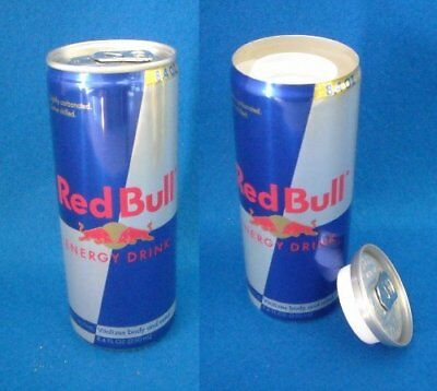 New Pop Can Diversion Safe Stash Hide Secret Red Bull