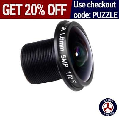 Foxeer 1.8mm Wide Angle Lens IR Sensitive CL1189 Brand New