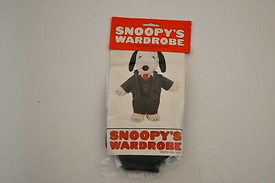 Snoopy's Wardrobe, Fits Baby Plush Snoopy 0821, Suit, Unopened