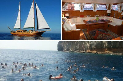 Ticket Boat Trip in South of Gran Canaria (With Aphrodite Boat)