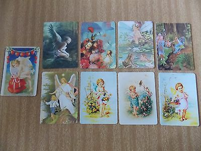 Swap playing cards    9  Modern Wides   Fairies  &  Angels