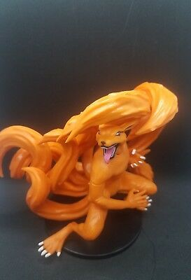 Kurama Anime Action Figure Naruto Series Nine Tails Fox 4.5 Inches USA Seller