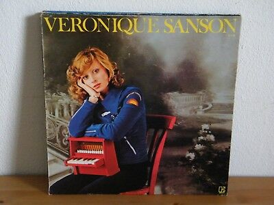 Veronique Sanson ‎– Veronique Sanson - LP gewaschen