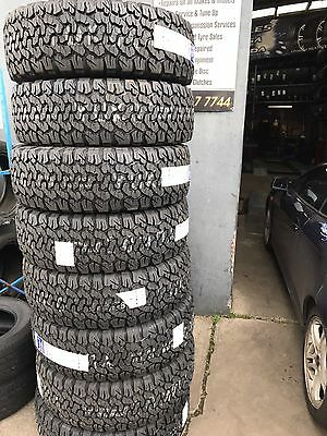 285/75/16 BF GOODRICH T/A KO2 Brand New ALL TERRAIN Tyres  285 75 16  285-75-16