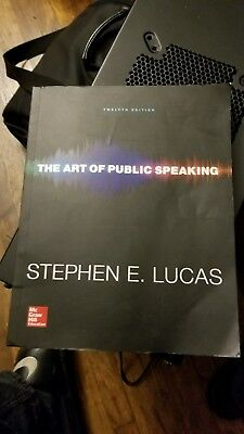 Connect access code the art of public speaking by stephen lucas the art of public speaking by stephen lucas paperback 12th edition fandeluxe Image collections