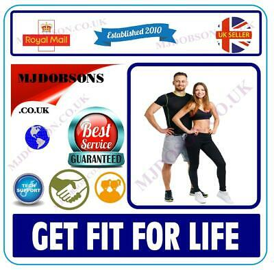 Beach Body Ultimate Fat Burning Hiit .workout Dvd Fitness Cardio.