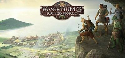 Avernum 3: Ruined World- PC Global Play - Not Key/Code - Günstigst