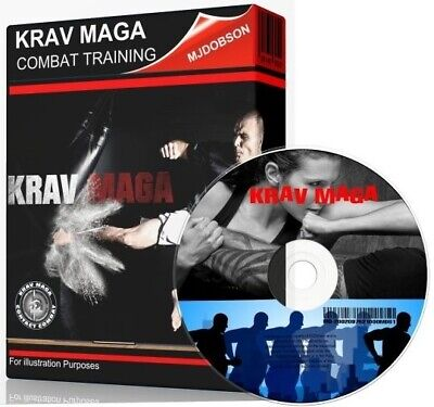 KRAV MAGA LEARN THE ART OF TRAINING STEP BY STEP on DVD