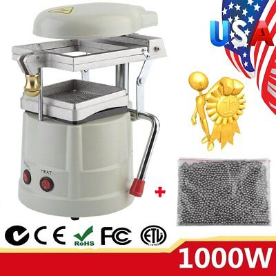 110V Dental Vacuum Forming Molding Machine Former Thermoforming Lab Equipment SE