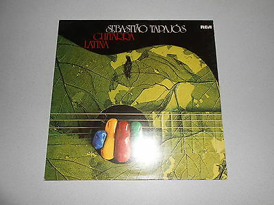SEBASTIAO TAPAJOS - GUITARRA LATINA! VG 1st GERMAN PRESS 1978