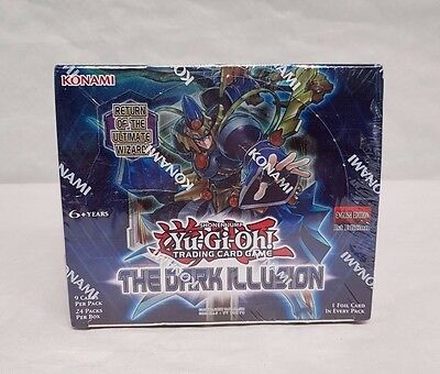 Yu-Gi-Oh The Dark Illusion Display (24 Booster)