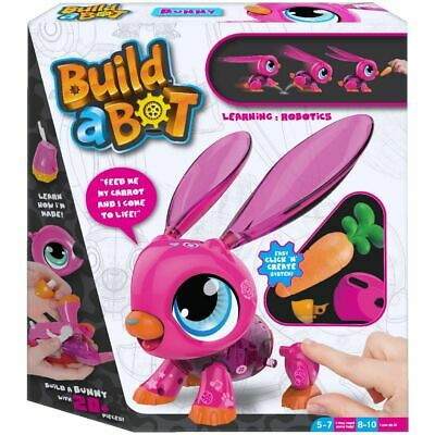 Build-a-Bot Make Your Own Robot Kit Bunny