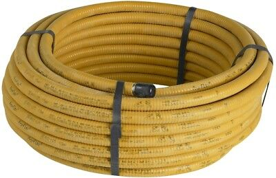 New PRO-FLEX 1/2-in x 75-ft CSST Pipe with Polyethylene Jacketing (By-the-Roll)