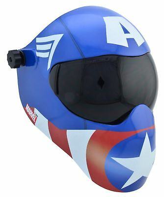 Save Phace 3012657 Captain America EFP B-Series Welding Helmet