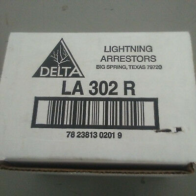 Delta LA 302 R Lightning Arrestor, solar, wind, renewable energy