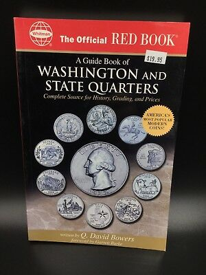 A Guide Book Of Washington & State Quarters The Official Red Book