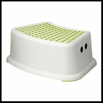 Baby Foot Stool Anti Slip Sleek Durable Light Weight Portable Stepping Stool