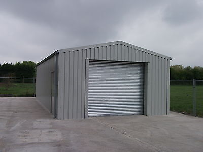 General Purpose Steel Framed Building | 6m x 12m | Storage | Garage | No 15
