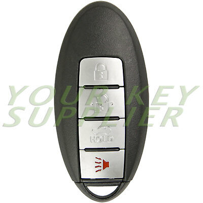 Keyless Entry Remote Smart Prox Car Key Fob Replacement Nissan Altima 2016 2017