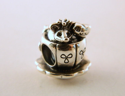 Pandora Mouse In Cup Charm 'Be Mine' 791107