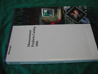 1995 Tektronix Measurement Products Catalog