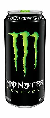 Monster Energy, Original, 16 Ounce (Pack of 24) 2DAY SHIP