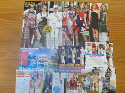Celine Dion Clippings