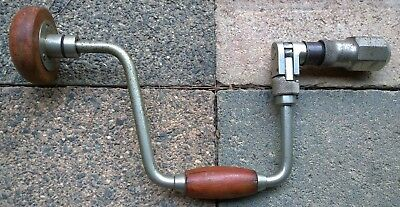 Vintage Gedore Hand Drill - made in Germany