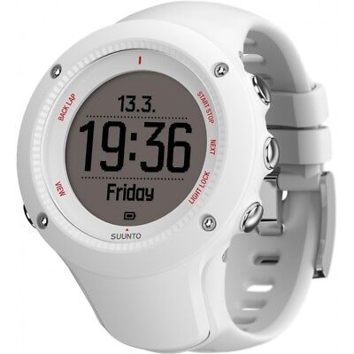 Suunto Ambit3 Run Sports Watch with Heart Rate Monitor