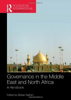 Governance in the Middle East and North Africa: A Handbook (Routledge Internatio