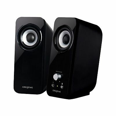 Creative Inspire T12 2.0 Multimedia Speaker System with Bass Flex T... 2DAY SHIP