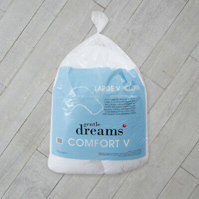 New Gentle Dreams Comfort V Large Pillow
