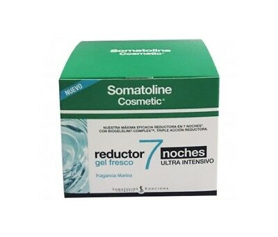 Somatoline® Reductor 7 Noches gel fresco 400ml