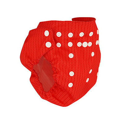 Pea Pods Pilchers One Size - Red