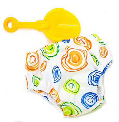 Pea Pods Swimmers - Medium - Swirl