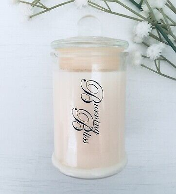Highly Scented Natural Soy Candles 30hr  U CHOOSE SCENT,BEST PRICE,FREE POST