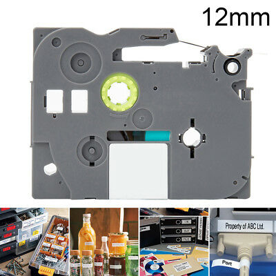 2 pk TZ-231 TZe-231 Compatible for Brother P-touch Laminated Label Tape 12 mm