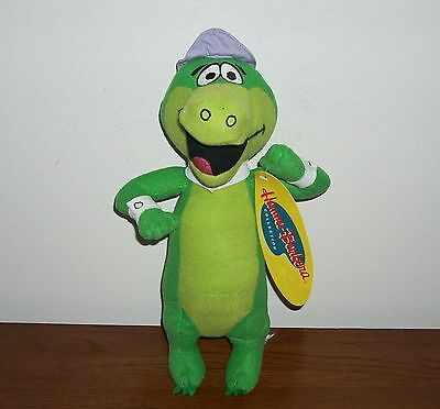 "LARGE 14"" HANNA BARBERA COLLECTION Wally Gator YOGI BEAR SHOW PLUSH NWT"