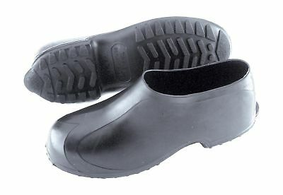 Tingley Men's High Top Work Rubber Stretch Overshoe,Black,XL(11-12.... 2DAY SHIP